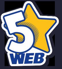 5 Star Web – Nowoczesne strony WWW – Budowa i pełna opieka